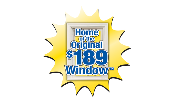 Window World Home of the Original $189 Window™